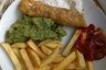 fish and chips: the bright side of business travel