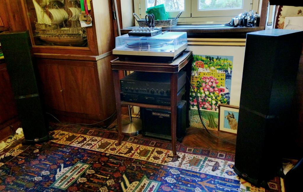 NAD 306 - Hi Fi sound system